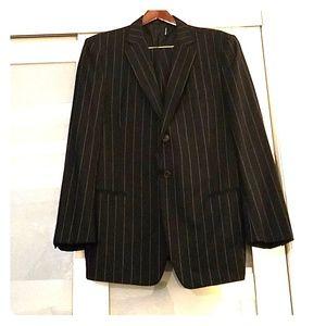Giorgio Armani 100% new wool suit